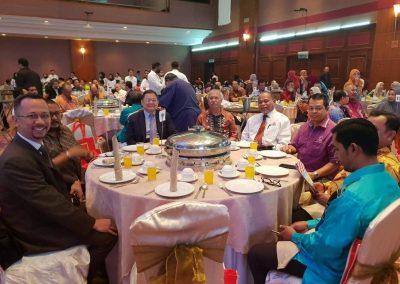 Majlis Perasmian Profil 100 Koperasi terbaik Malaysia dan Wilayah Persekutuan 2018-2