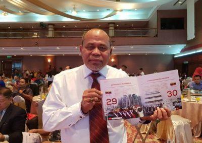 Majlis Perasmian Profil 100 Koperasi terbaik Malaysia dan Wilayah Persekutuan 2018-3
