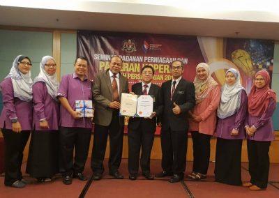 Majlis Perasmian Profil 100 Koperasi terbaik Malaysia dan Wilayah Persekutuan 2018-8